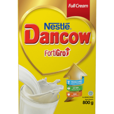 dancow full cream 800gr