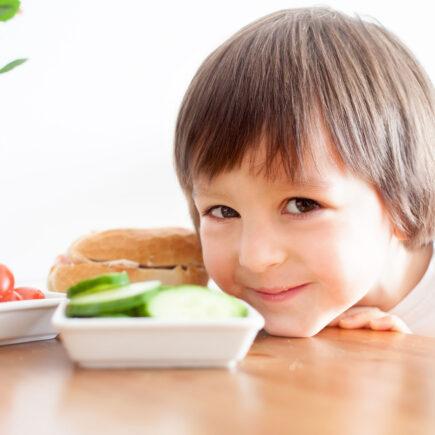 makanan untuk pencernaan anak