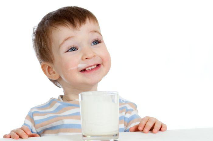 Susu pertumbuhan terbaik
